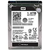 WD Black Mobile 1 TB interne Festplatte SATA 6Gb/s...