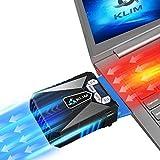 KLIM Laptop Kühler gaming - Hochleistungslüfter...