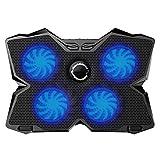 Joyeer-Laptop Laptop Cooling Pad 4 Noise-Free Fans...