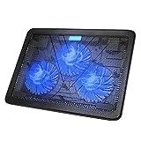 TECKNET Laptop Kühlpads 12-17 Zoll, Laptop...