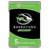 Seagate BarraCuda 5 TB HDD Festplatte intern (6,35...