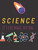 SCIENCE It's like magic, but real.: kids science...