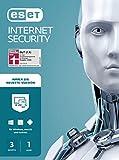 ESET Internet Security 2021 | 3 Geräte | 1 Jahr |...