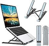 Babacom Laptop Ständer, 9-Stufe Aluminium Laptop...