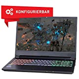 NEXOC Gaming Notebook (15,6 Zoll FHD 144 Hz NB...