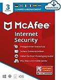 McAfee Internet Security 2020 | 3 Geräte |1 Jahr...