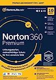 Norton 360 Premium 2021 | 10 Geräte |...