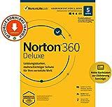 Norton 360 Deluxe 2020 | 5-Geräte | Antivirus |...