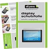 dipos I 2X Schutzfolie matt kompatibel mit 17.3...
