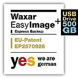 Waxar EasyImage-500, High-End Backup Software...