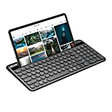 Jelly Comb Kabellose Tastatur mit Ziffernblock,...