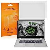 kwmobile 2X Folie matt kompatibel mit Lenovo...